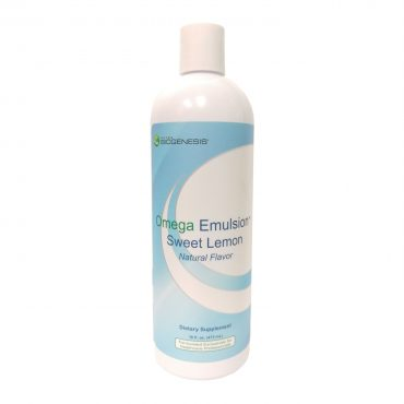 omega emulsion sweet lemon