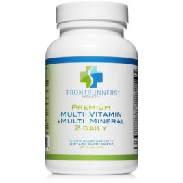 premium multi vitamin and multi mineral 2 daily